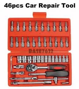 Repair Tool Kit Socket Set Box