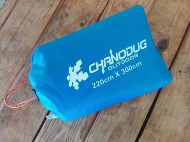 CHANODUG Camping Flysheet Tarp - 220 x 300