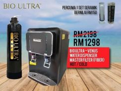PAKEJ Penapis Air 2in1 Indoor Outdoor O7UKK3