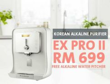 Water Filter / Penapis Air Bio Ultra Ex Pro - 72PU