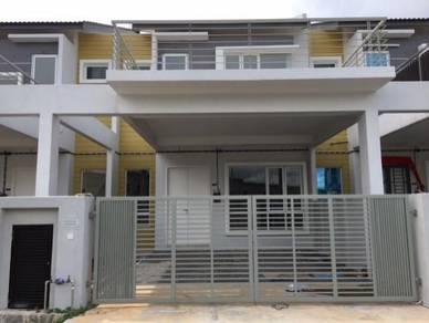 FREEHOLD Double Storey Taman One Krubong ,Krubong Melaka