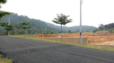 (FREE SPA, MOT, LOAN!) READY INFRA BUNGALOW LOT, Desa Haneco
