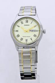 CASIO Men Day-Date Watch MTP-V006SG-9BUDF