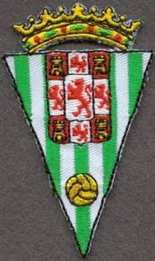 Cordoba Club de Futbol Spain Football Patch