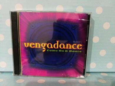 CD Vengadance - Come On & Dance 2CD