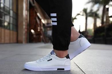 7803 Men's Summer Wild Shoes- white size 44