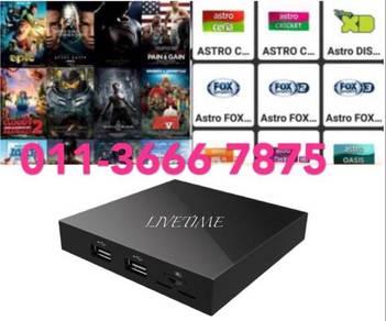 SPECIAL UHD FULLSTR0 4K LIFE tv box iptv