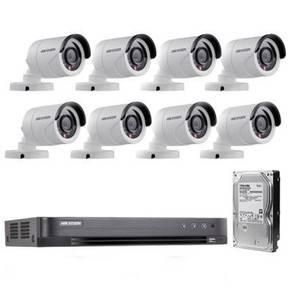 Cctv HD 1080P 4ch 8ch 16ch promosi terhad