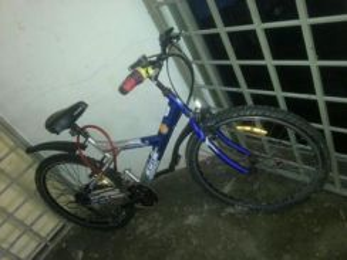 Bicycle rock bike
