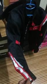 Jacket riding motor