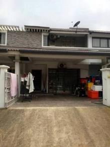 Double Storey Terrace Ayu Prima Alam Nusantara/ Setia Alam/ Shah Alam