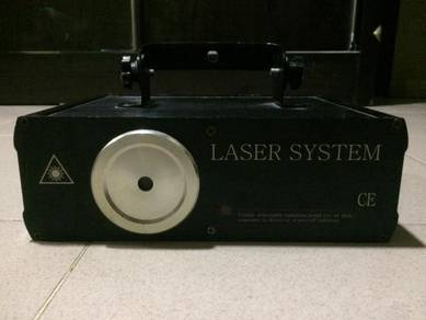Disco Laser System