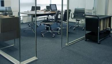 Modern Carpet office- With Install idi011
