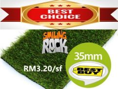 Ample 35mm Natural Artificial Grass