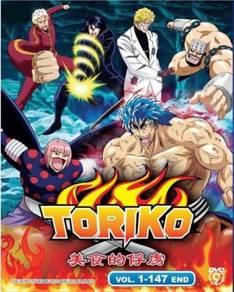 DVD ANIME TORIKO Vol.1-147End Box Set