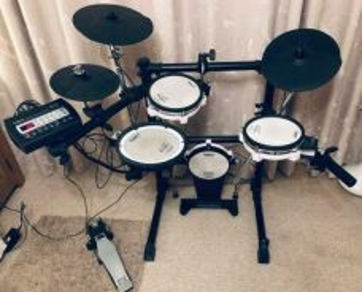 Roland TD3 Upgraded Electric Drum kitRoland TD3 Up