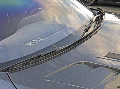 Overtake DryCarbon HoodGurney Nissan GTR GTR35 R35