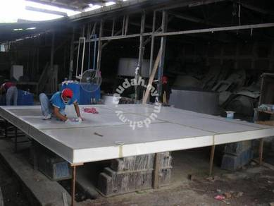Aquaculture Tray ( Fiberglass )