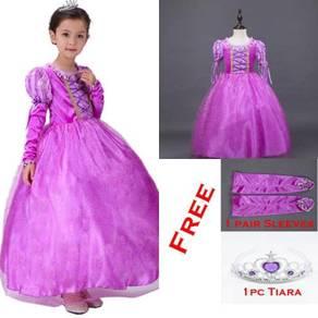 Disney Princess Rapunzel Elegance Dress