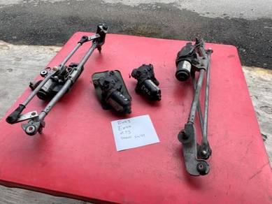 Evo 3,evo 4,z33,suzuki swift wiper linkage & motor