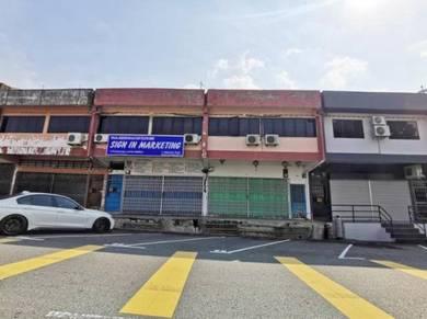 Johor Jaya Jln Bakawali 2 Stry Shoplot For Rent