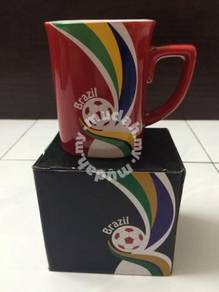 Brazil Cup / Cawan / Gelas ( Limited Edition )