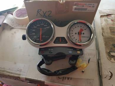 Rxz catalyer meter ori hly