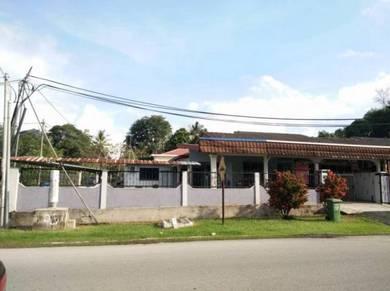 Taman Karak, Karak, Bentong, Pahang , Terrace House ( Corner Lot)