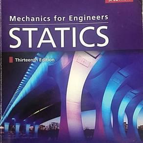 Statics- Mechanics for engineers