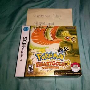 Pokemon Heartgold Nintendo DS 3DS