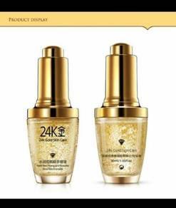24K gold serum essence