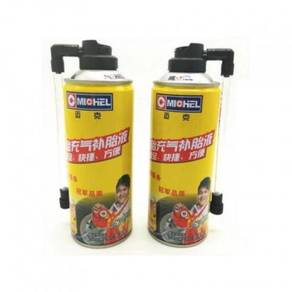 Quick Tire Sealant and Inflator (450ml) - 2 Units