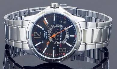 Watch- Casio Line Day Display MTPE106D-5 -ORIGINAL