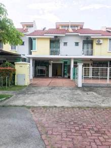 [ open facing ] 2 sty terrace tmn bdr senawang [ below mv ]