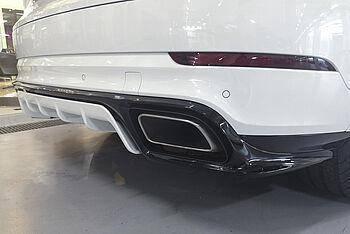 Porsche Cayenne E3 Techart Rear Diffuser