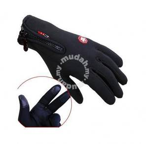 Windproof Anti Slip Winter Touch Screen Gloves