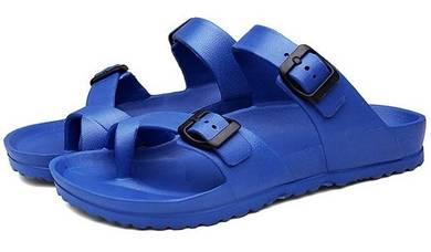 S0253 Korean Flip Flops Sandal Men Slippers Shoes