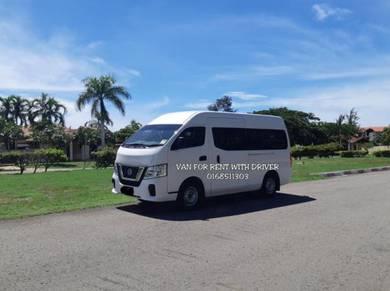 KK Sewa Bas Van For Hire Tour Trip Holiday