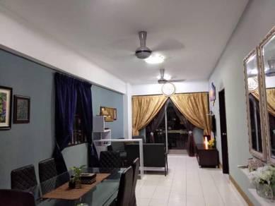 For sale : renovated fully furnished langat jaya