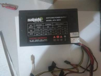 Power supply unit 500w
