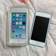 Ipod Touch 6th Blue (16gb)