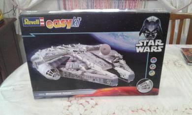 Star wars Revell easykit Millenium Falcon