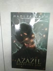 Buku Bisikan Azazil