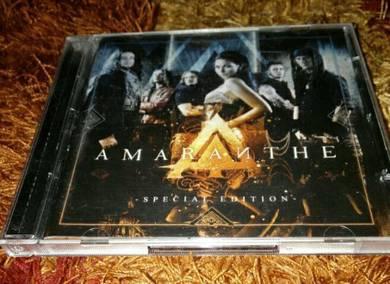AMARANTHE dvd+cd