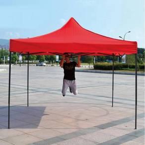 Thicken canopy khemah