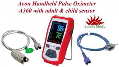 AEON handheld pulse oximeter A360