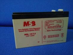 Rechargeable Battery 12V 7.2Ah