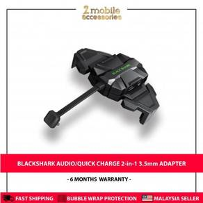 Blackshark audio/quick charge 2 in1 adapter gaming