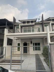 [FREEHOLD] Double Storey Nusari Aman 1B, Bandar Sri Sendaya, N9