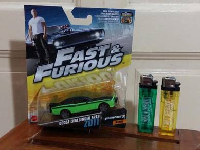 Fast & Furious DODGE 2011 CHALLENGER SRT8 Limited